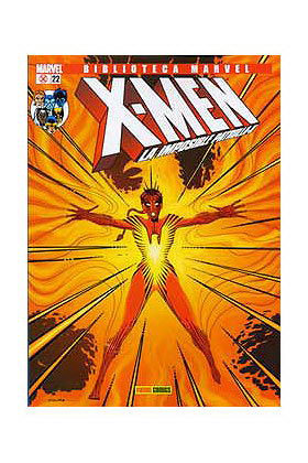 BIBLIOTECA MARVEL: X-MEN 022