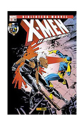 BIBLIOTECA MARVEL: X-MEN 023