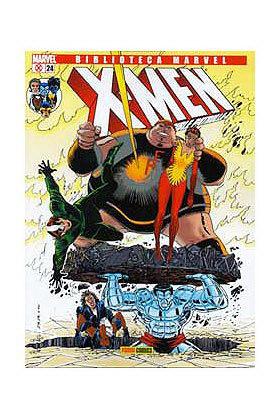 BIBLIOTECA MARVEL: X-MEN 024