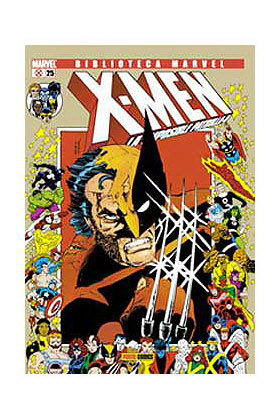 BIBLIOTECA MARVEL: X-MEN 025