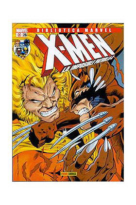 BIBLIOTECA MARVEL: X-MEN 026