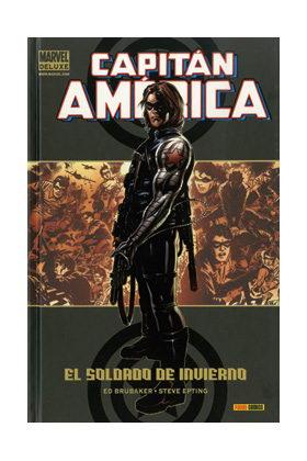 CAPITAN AMERICA 02: EL SOLDADO DE INVIERNO (MARVEL DELUXE)