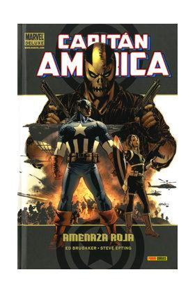 CAPITAN AMERICA 03: AMENAZA ROJA (MARVEL DELUXE)