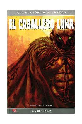 EL CABALLERO LUNA 03. DIOS Y PATRIA