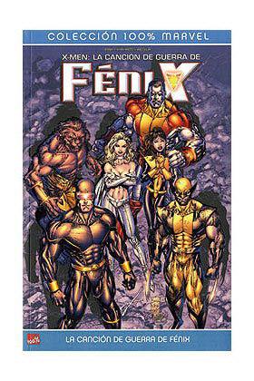 X-MEN: LA CANCION DE GUERRA DE FENIX