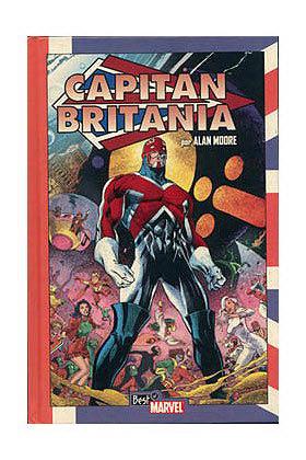 CAPITAN BRITANIA
