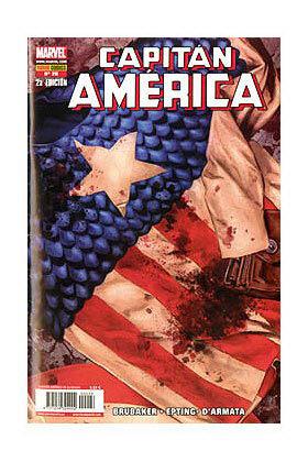 CAPITAN AMERICA VOL.7 026 (REEDICION MUERTE CAPITAN AMERICA)