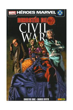 DINASTIA DE M 01: CIVIL WAR