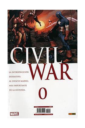 CIVIL WAR 0 (CW)