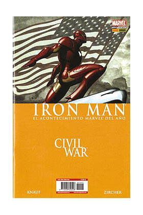CIVIL WAR: IRON MAN (CW)