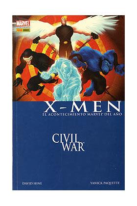 CIVIL WAR: X-MEN (CW)