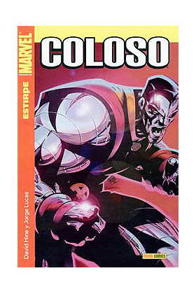 COLOSO 01: ESTIRPE