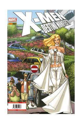 X-MEN: DESTINO MANIFIESTO