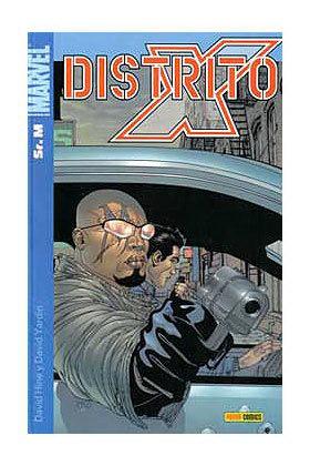 DISTRITO X 01. SR. M