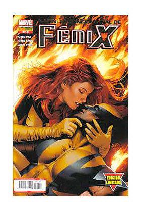 X-MEN: LA CANCION FINAL DE FENIX 003