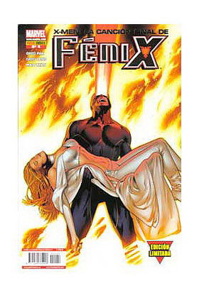 X-MEN: LA CANCION FINAL DE FENIX 004