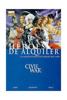HEROES DE ALQUILER 01 (CW)