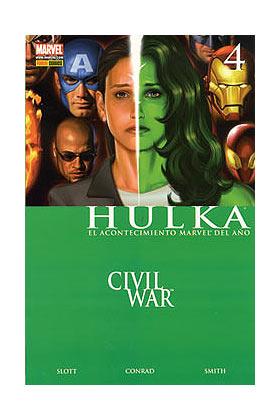 HULKA 04. LA GRAN REVELACION (CW)
