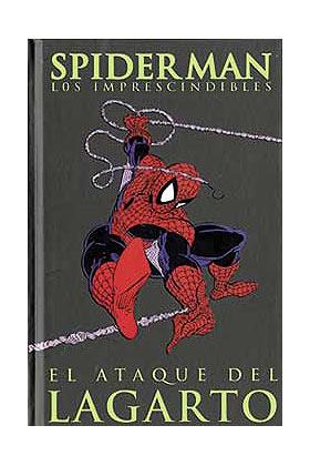 SPIDERMAN: EL ATAQUE DEL LAGARTO (LOS IMPRESCINDIBLES 02)