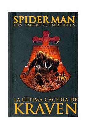 SPIDERMAN: LA ULTIMA CACERIA DE KRAVEN (LOS IMPRESCINDIBLES 03)