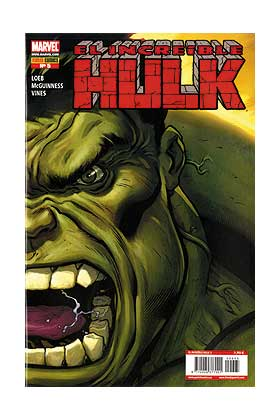 EL INCREIBLE HULK 05