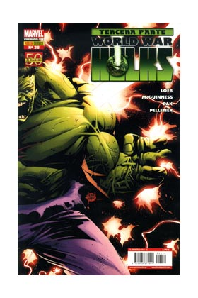 EL INCREIBLE HULK 30 (WORLD WAR HULKS TERCERA PARTE)