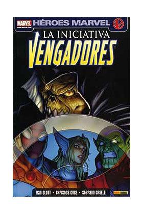 LOS VENGADORES: LA INICIATIVA 03. MUERTO EN COMBATE