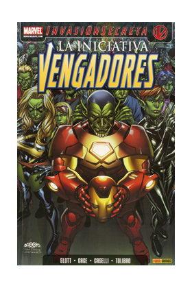 LOS VENGADORES: LA INICIATIVA 04