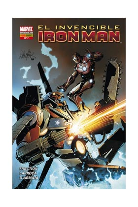 INVENCIBLE IRON MAN VOL 2 07 (LA EDAD HEROICA)