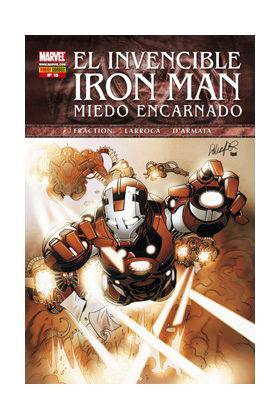 INVENCIBLE IRON MAN VOL 2 15 (MIEDO ENCARNADO)