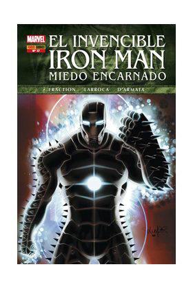 INVENCIBLE IRON MAN VOL 2 17 (MIEDO ENCARNADO)