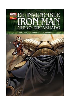 INVENCIBLE IRON MAN VOL 2 18 (MIEDO ENCARNADO)