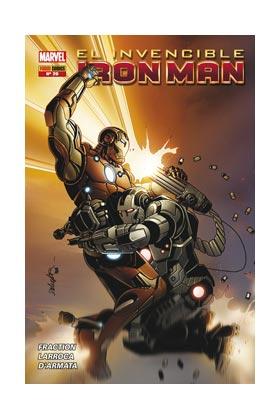 INVENCIBLE IRON MAN VOL 2 20 (HEROES ROTOS)