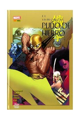EL INMORTAL PUÑO DE HIERRO 04