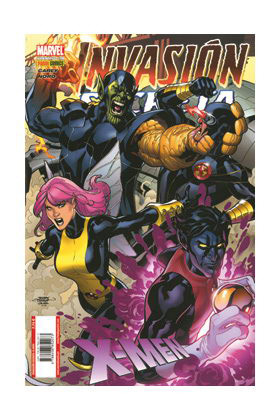 INVASION SECRETA: X-MEN