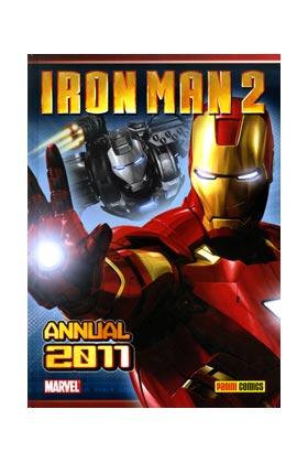 IRON MAN ANNUAL 2011