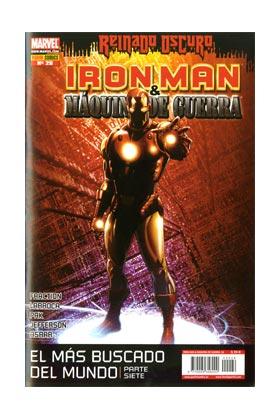 IRON MAN: DIRECTOR DE SHIELD 26 (MAQUINA DE GUERRA: ARMA DE SHIELD)