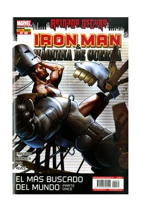 IRON MAN: DIRECTOR DE SHIELD 30 (MAQUINA DE GUERRA: ARMA DE SHIELD)