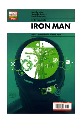 EL INVENCIBLE IRON MAN 32 (DIRECTOR DE SHIELD)