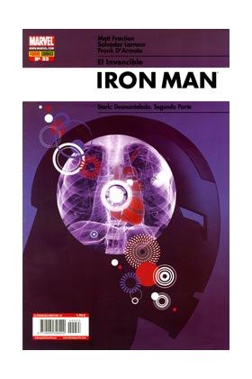 EL INVENCIBLE IRON MAN 33 (DIRECTOR DE SHIELD)