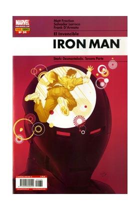 EL INVENCIBLE IRON MAN 34 (DIRECTOR DE SHIELD)