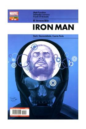EL INVENCIBLE IRON MAN 35 (DIRECTOR DE SHIELD)