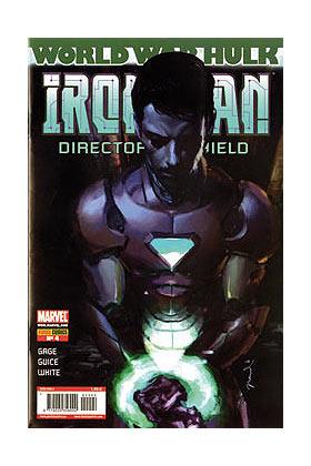 IRON MAN: DIRECTOR DE SHIELD 04