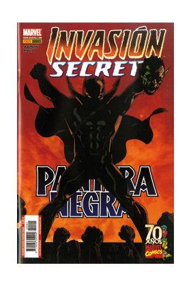 INVASION SECRETA: PANTERA NEGRA