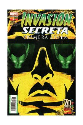 INVASION SECRETA: PRIMERA LINEA 02