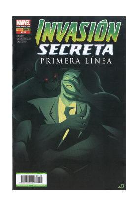INVASION SECRETA: PRIMERA LINEA 03