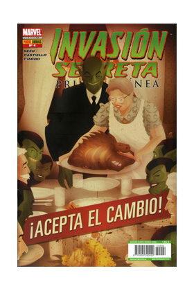 INVASION SECRETA: PRIMERA LINEA 04