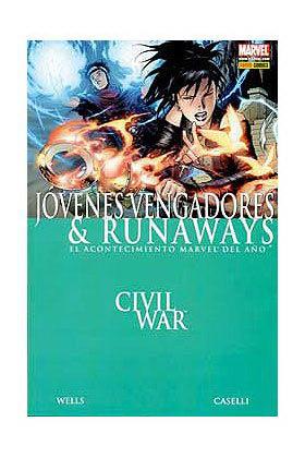 JOVENES VENGADORES & RUNAWAYS (CW)