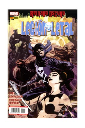 LEGION LETAL 001 (REINADO OSCURO)