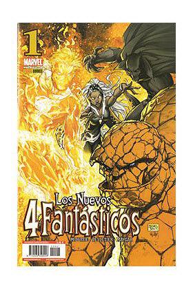 LOS NUEVOS 4 FANTASTICOS VOL. 7 001